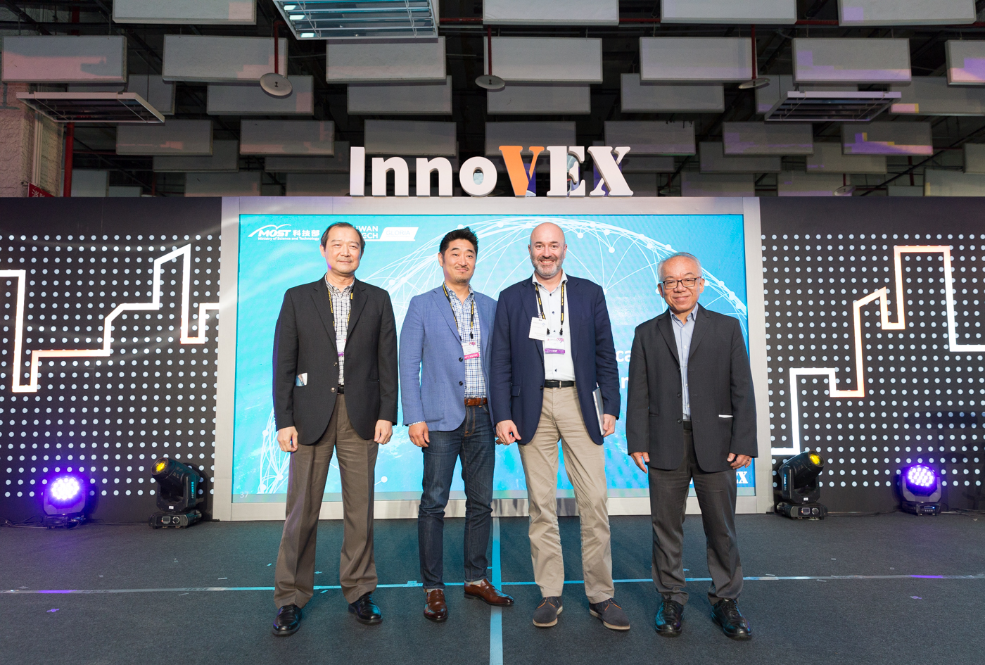 InnoVEX 2018 Forum] Starting Enterprise AI through Multiple